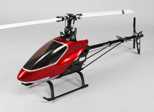 HK-500TT Flybarless 3D Torque-Tube Kit d'hélicoptère électrique (w / lames)