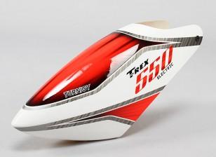 Turnigy High-End en fibre de verre Auvent pour Trex 550E