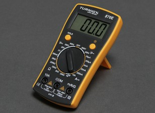 Turnigy 870E multimètre numérique w / écran rétroéclairé