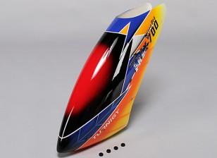 Turnigy High-End en fibre de verre Auvent pour Trex 700 Nitro Pro
