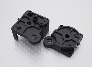 Transmission Bulkhead Set - 1/16 Turnigy 4WD Nitro Racing Buggy, A2040 et A3011
