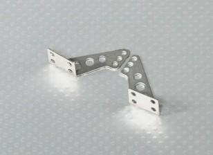 Acier inoxydable Contrôle Horns - 1pair / bag