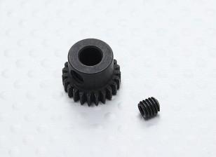 23T / 5mm 48 Emplacement en acier trempé Pignon