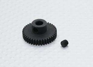 41T / 5mm 48 Emplacement en acier trempé Pignon