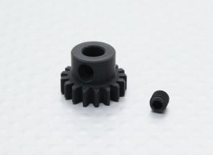 17T / 5mm 32 Emplacement en acier trempé Pignon