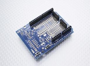 Kingduino Conseil Compatible Expansion Prototype avec Mini Breadboard