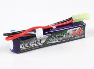 Turnigy nano-tech 1000mAh 3S 20-40C Lipo AIRSOFT Paquet