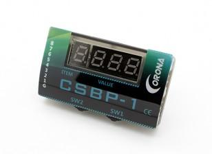Corona S.BUS Programmation Card CSBP-1