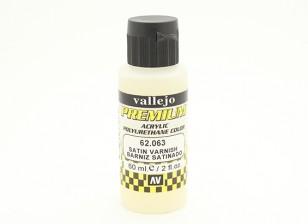 Vallejo premium Couleur Vernis Acrylique - Satin (60ml)