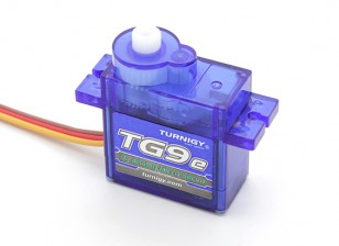 Turnigy ™ GTY-TG9e Eco Micro Servo - long fil Version 1,5 kg / 0.10sec / 9g