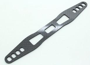 Support de batterie Plate (Carbon) - Trooper SCT