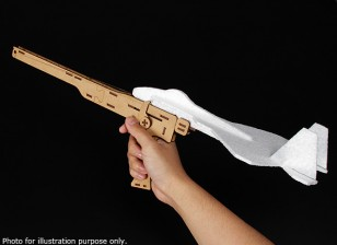 EPP Free Flight Jet Catapult Launcher Gun