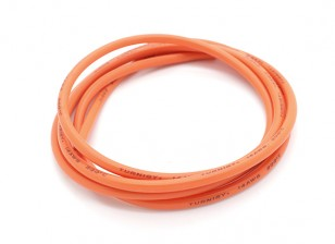 Turnigy Pure-silicone Fil 14AWG 1m (Orange)