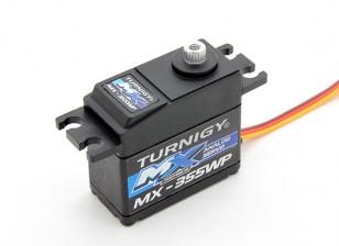 Turnigy ™ MX-355WP étanche BB / AS / MG Servo 12 kg / 0.14sec / 42g