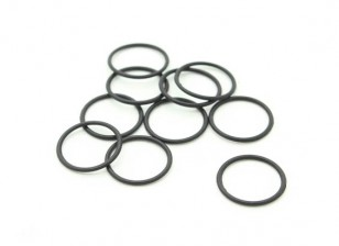 O-ring pour 9x.8mm direction du bras (10) - Basher Nitro Circus1 / 10 SCT