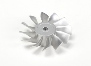 Dr. Mad 90mm Thrust en fonte d'aluminium en alliage Rotor