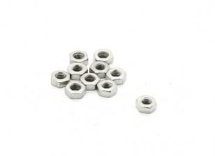 RJX X-TRON 500 M2 Nuts standard Hex # XT8025 (10pcs)