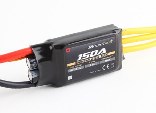 RotorStar 150A (2 ~ 6S) SBEC Brushless Speed Controller