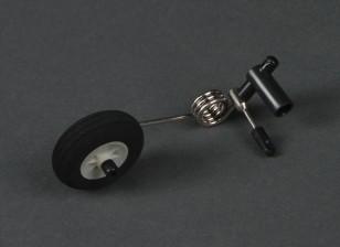 HobbyKing Bix3 Entraîneur 1550mm - Remplacement Tail Wheel