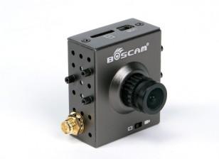 Boscam TR1 FPV All-In-One Transmetteur Caméra et 5,8 GHz avec enregistreur vidéo
