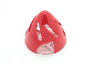 Turnigy Turbo Spinner (70mm) Rouge