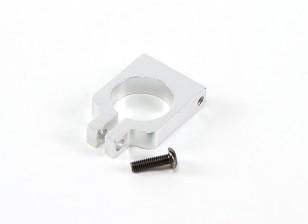 Argent CNC haute précision tube FPV pince pour FPV montage