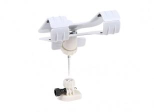 Transmetteur Tablet Support de fixation (Blanc)
