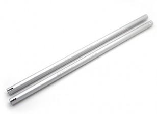 Tarot 450 PRO V2 Tail Boom (2pcs) - Argent (TL45037-03)