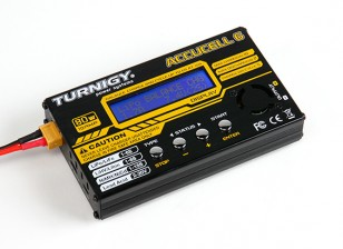 Turnigy Accucel-6 80W 10A Balancer / Chargeur LiHV Capable