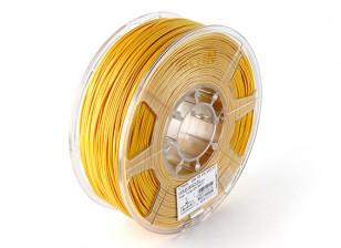 ESUN 3D Filament Imprimante Or 1.75mm ABS 1KG Rouleau