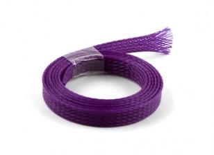 Grillage Garde Violet 8mm (1m)