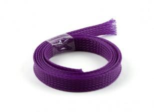 Wire Mesh Guard Violet 10mm (1m)