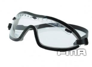 FMA Boogie Goggle (Clear)