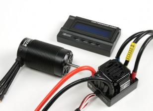 HobbyKing® ™ X-Car Beast Series Motor et 150A ESC Combo 1/8 Scale