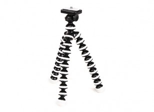 "Flexible Mini Bubble Tripod Pour Action Cams Avec 1/4 ""-20 Thread et Quick-Release Mont"