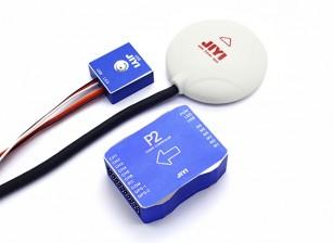 Système Jiyi P2 Multirotor Autopilot Vol de commande (V2)