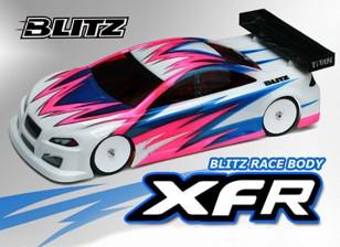 Body BLITZ XFR Race (de 190mm) (0.8mm) EFRA 4028