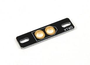 Multirotor XT60 connecteur fixe de montage Board (1pc)