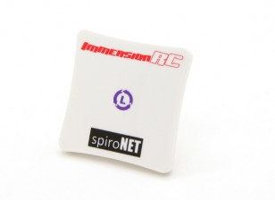 SpiroNet 8dBi LHCP Mini Patch Antenna