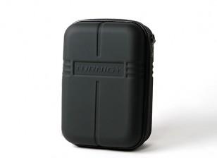 Transmetteur Turnigy Case w / FPV Goggle Stockage - Noir