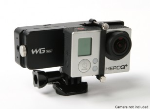 FeiYu Tech WGS Lite Simple Axis Wearable Gimbal pour GoPro Hero 3 / 3Plus / 4 ou similaires Taille