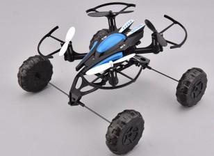 triphibie Quadcopter