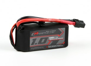 Turnigy graphène 1000mAh 3S 65C Lipo pack w / XT60
