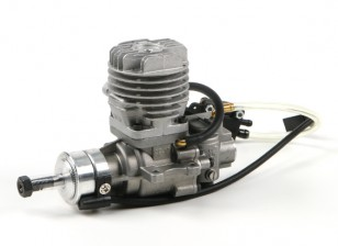 RCG 10CC 2-Stroke simple bouteille de gaz moteur w / CD-Ignition 1.9HP@12000RPM