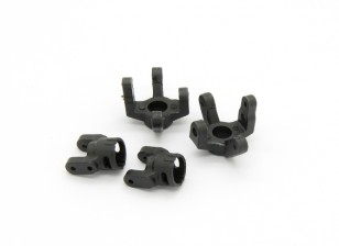 C Support et directeur Arm (2pcs) - Basher Rocksta 1/24 4WS Mini Rock Crawler