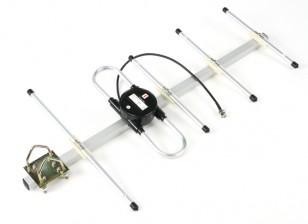 Scherrer Long Range System 433Mhz antenne Yagi