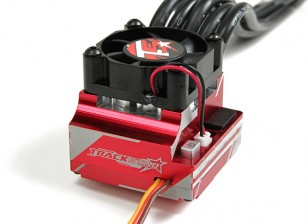 Trackstar Brushless Turbo 120A ESC V2