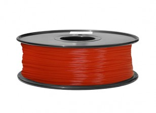 HobbyKing 3D Filament imprimante 1.75mm ABS 1KG Spool (Fluorescent Red)