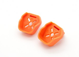 Diatone 11XX / 13xx Motor Protect Trains d'atterrissage (Orange) (2pcs)
