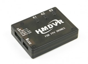 HM Digital Video Recorder Pour FPV Drones